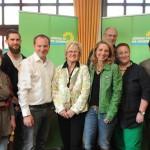 Erweiterte Fraktion mit OB Wolfgang Treis Foto: A. Walz (Mayen)