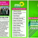 Liste VG-Vordereifel